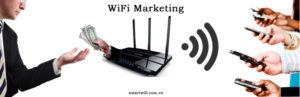 WiFi Marketing đem lại lợi ích lớn